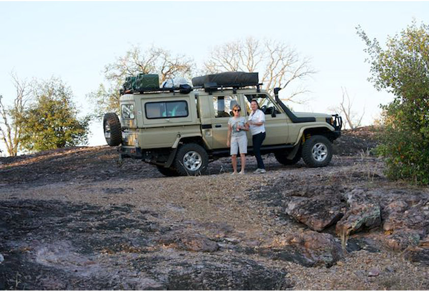 Self-Drive 4x4 Safaris